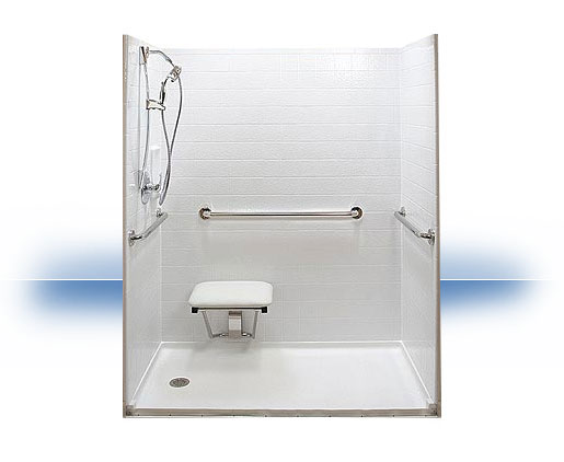 Lexington Tub to Walk in Shower Conversion by Independent Home Products, LLC