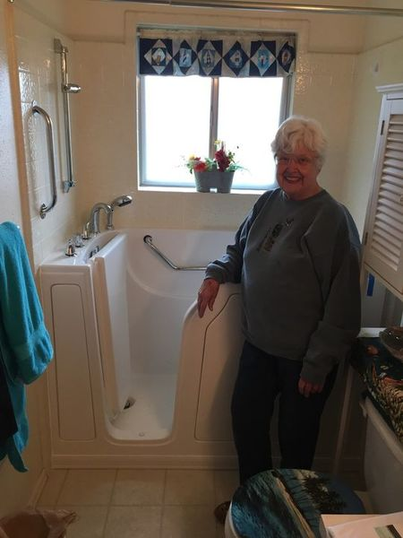 Benefits of Walk in Tubs in Pegram by Independent Home Products, LLC